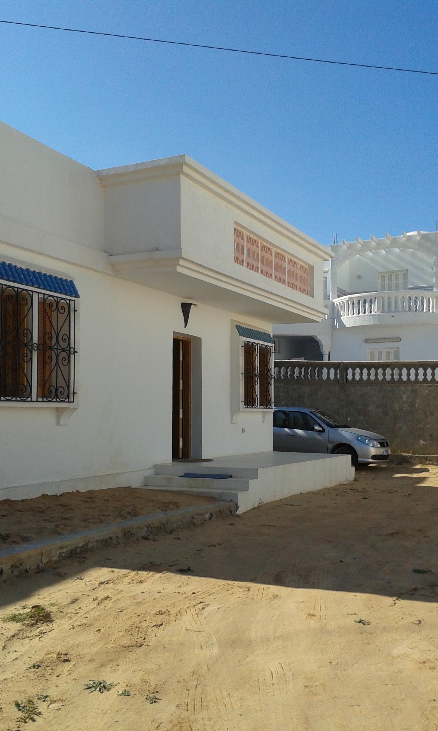 retrouver maison zarzis tunisie