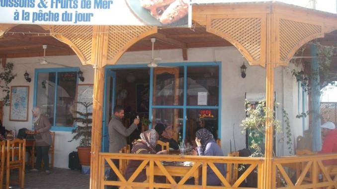 Le-petit-crustace a Ajim en Tunisie