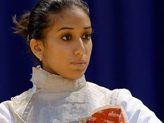 Ines Boubakri medaille de bronze au JO 2016